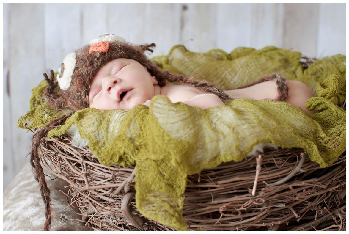 Dear Love Bug – Alliston Newborn Photographer