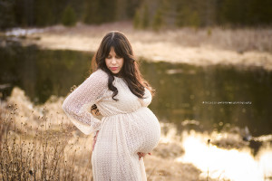 beautiful maternity photos