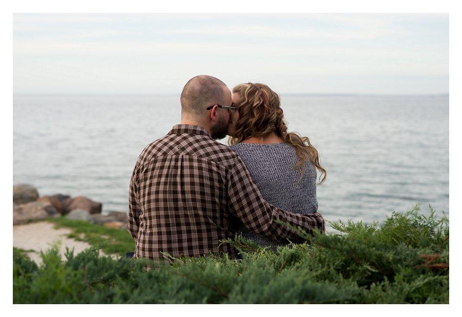 Naomi & Nick Sunset Point Engagement Photos