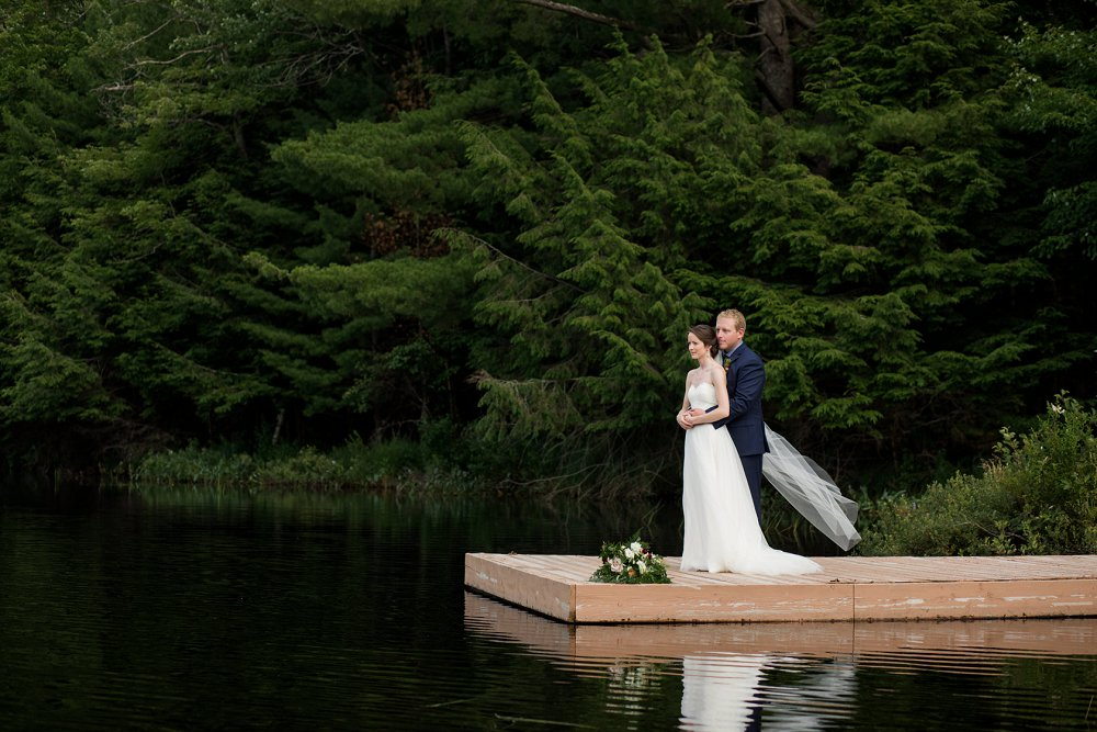 Intimate Wedding Photographer Muskoka