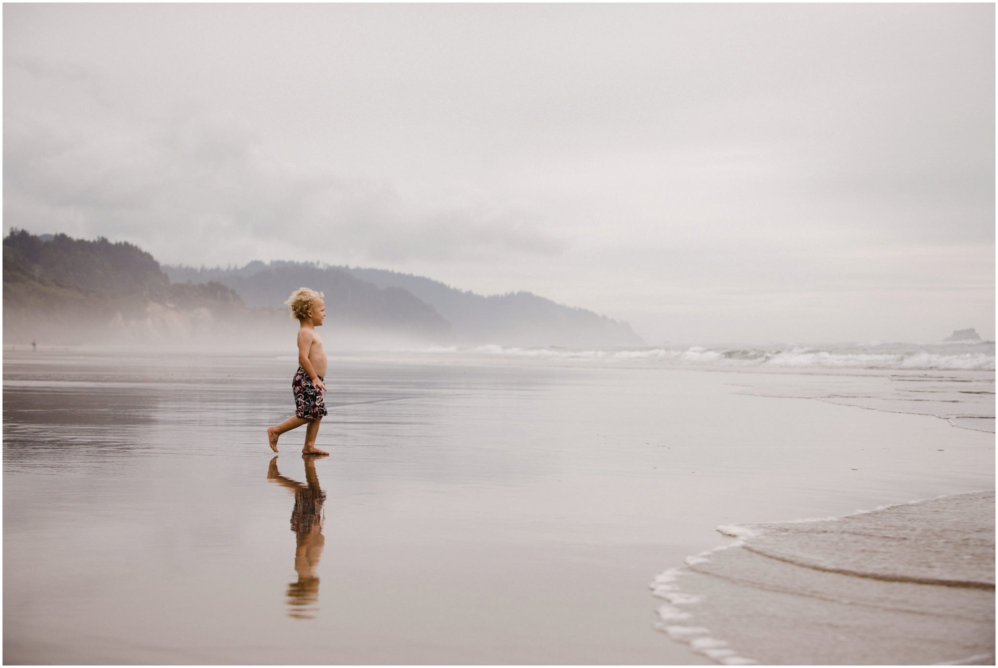 Oregon Coast Family Beach Photos (My Fam Jam)