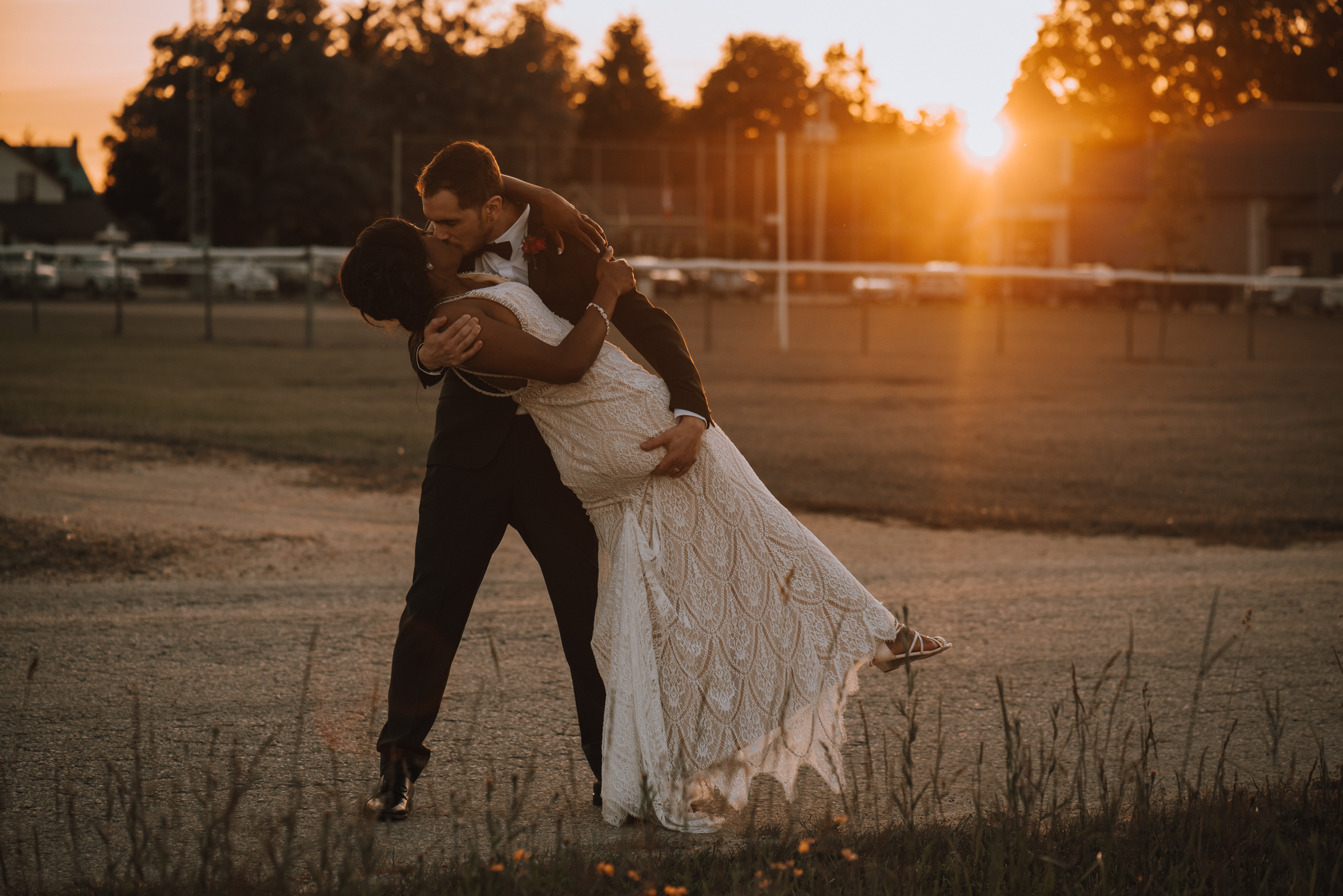 Neustadt Wedding – Chanel & Mike