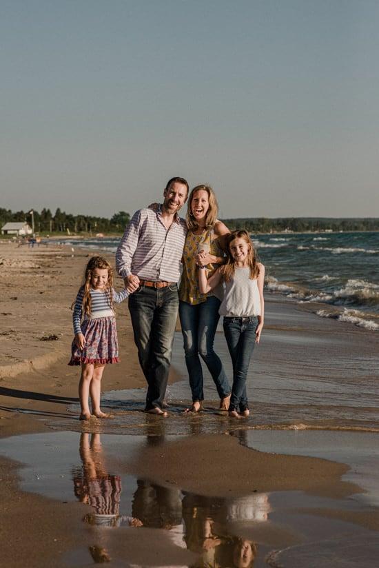Fun Sauble Beach Family Photos-127