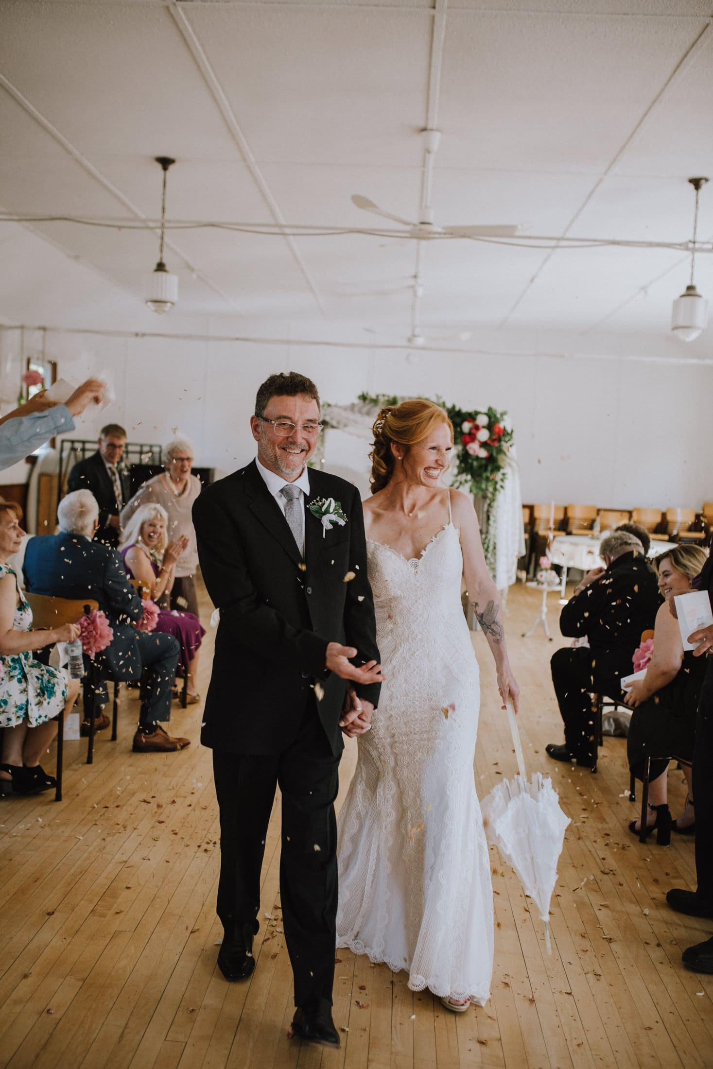 hornings mills wedding