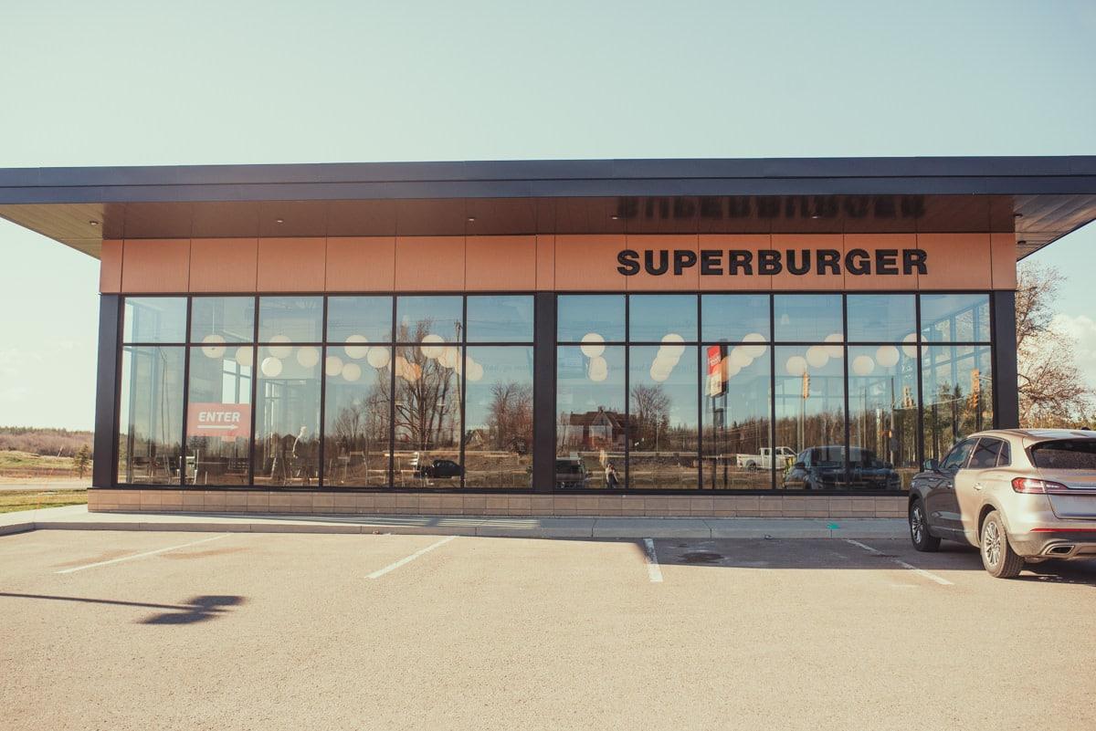 Superburger Shelburne ON