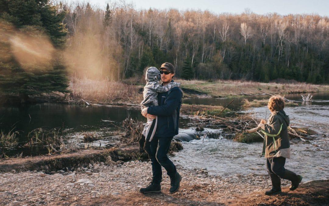 Spring Family Photos Shelburne Ontario