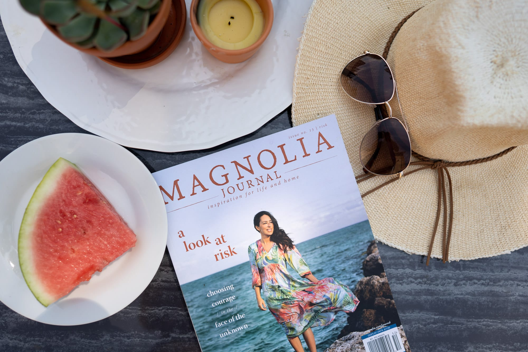 Magnolia Journal summer 2020