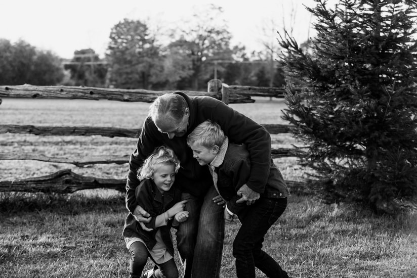 Grey Highlands Family Photography