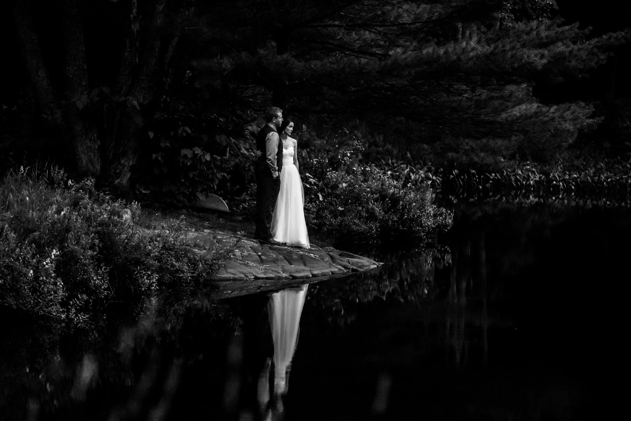 Artistic Trillium Resort Wedding Photography