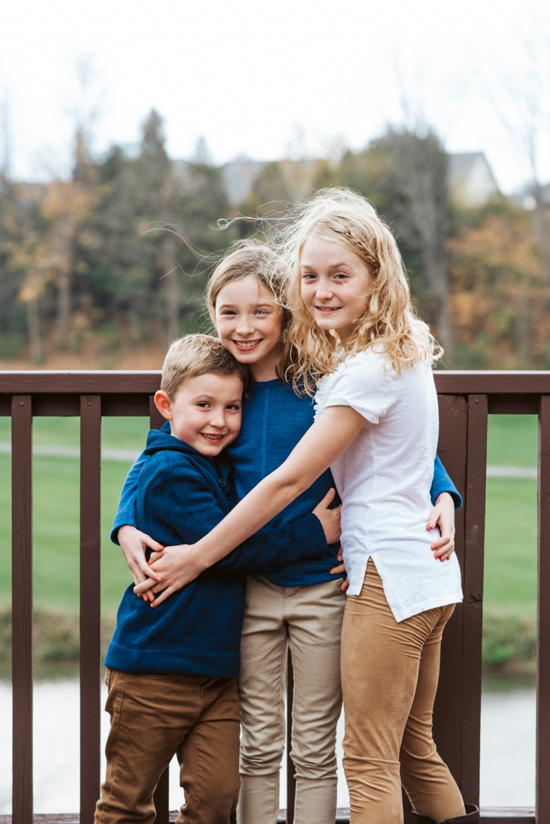 Sibling Photos Family Photographer West Grey