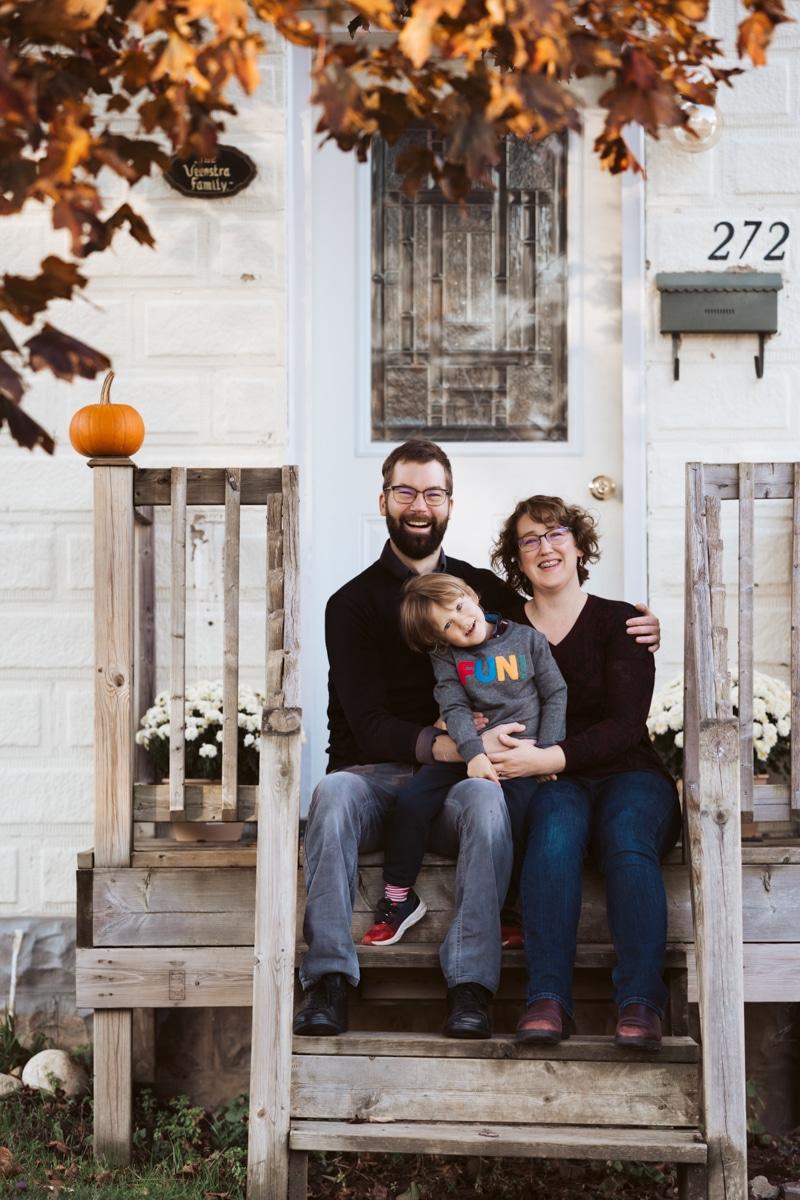 Fall Family Photos Hanover ON