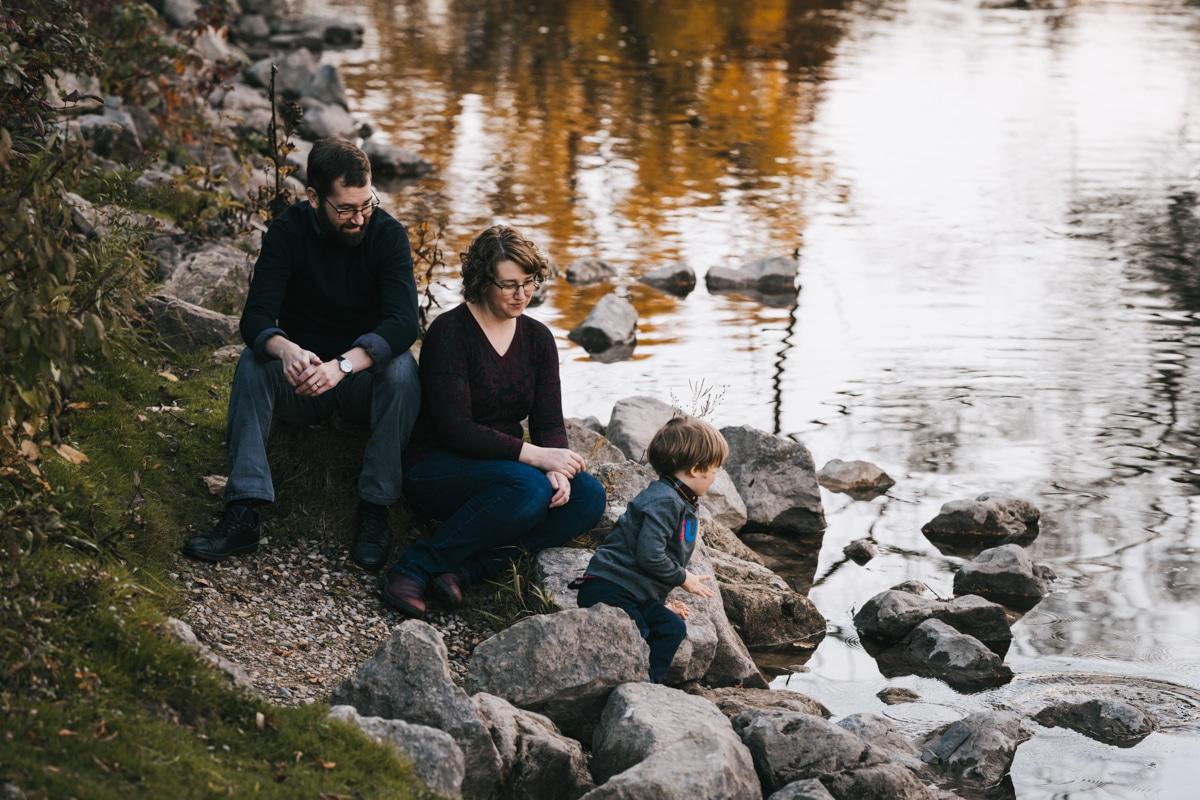 Saugeen River Family Photos