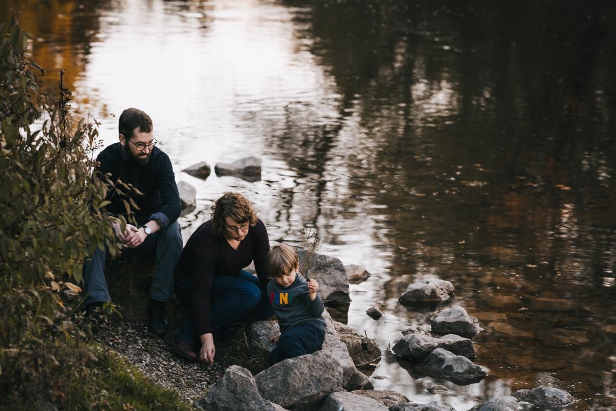 Riverside Documentary Family Photos