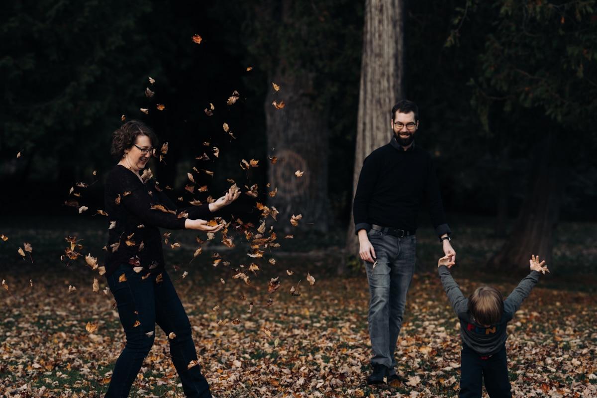 Fun and Playful Family Photos