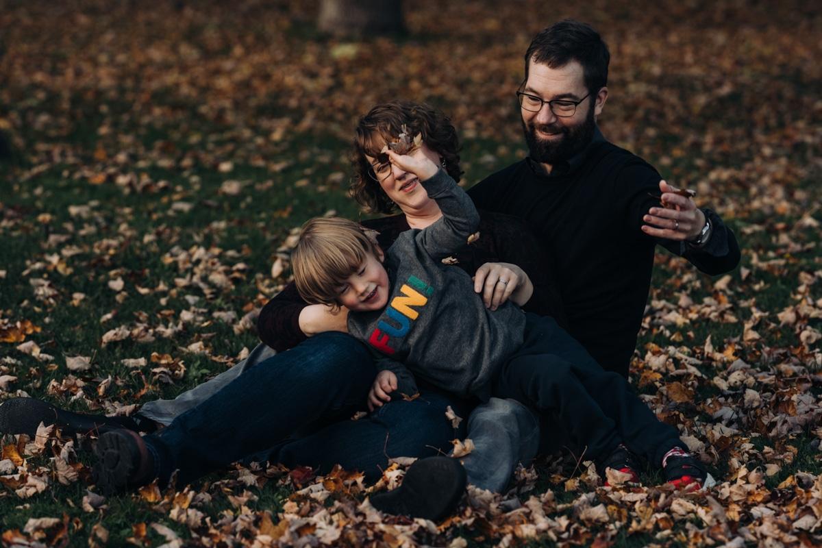 Fun Upbeat Family Photographer