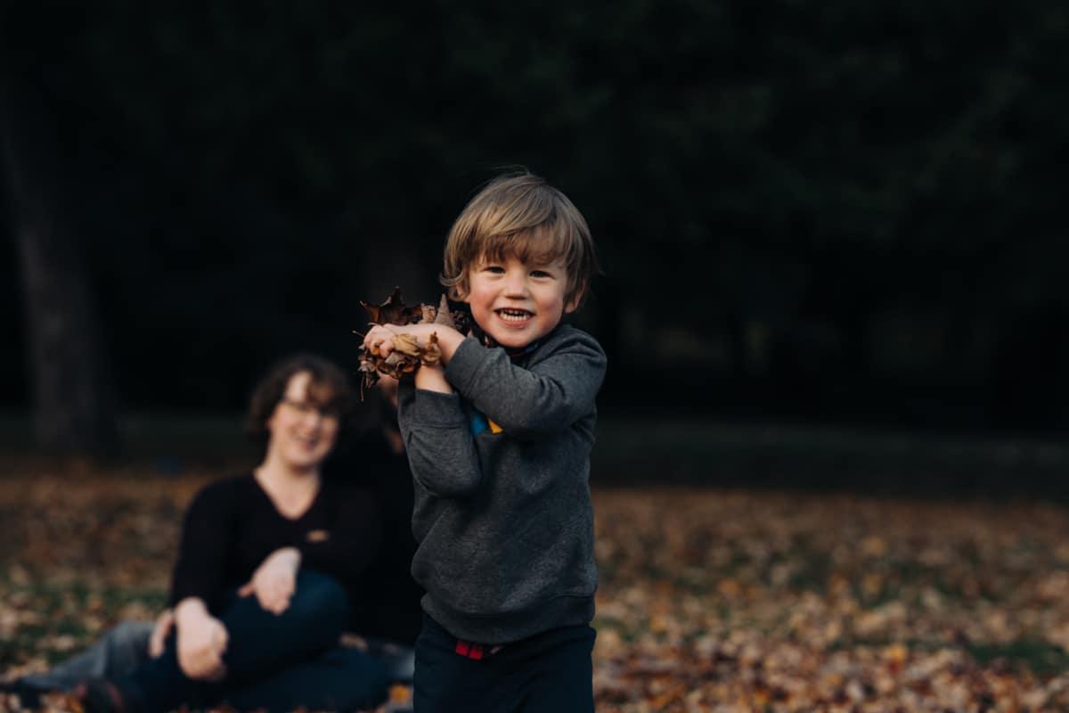 Fun Family Photographer Hanover ON